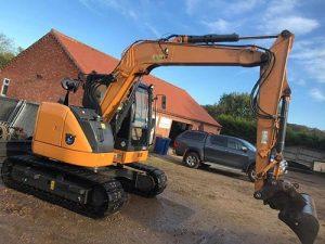 Excavator Inspection LOLER / PUWER