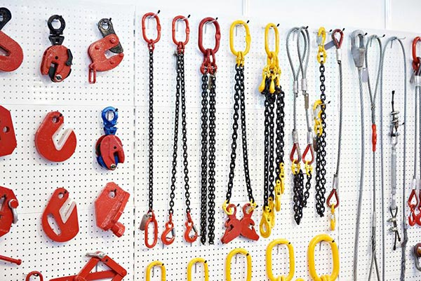Lifting Accessories Inspection
